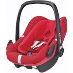 Cadeira Auto Bébé Confort Pebble Plus 0+ Vivid Red