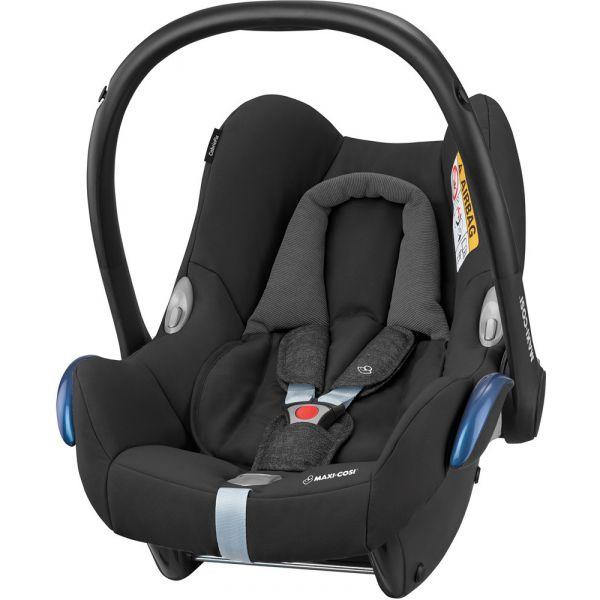 Cadeira Auto Maxi-Cosi Cabriofix 0+ Nomad Black