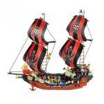 Sluban Pirate Pérola Negra 632 peças - SL0129