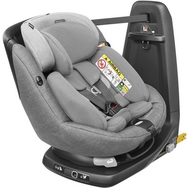 Cadeira Auto Bébé Confort AxissFix Plus Isofix 1 Nomad Grey