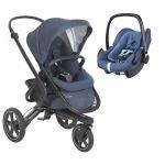 Bébé Confort Conjunto Duo Nova 3 + Pebble Plus Nomad Blue