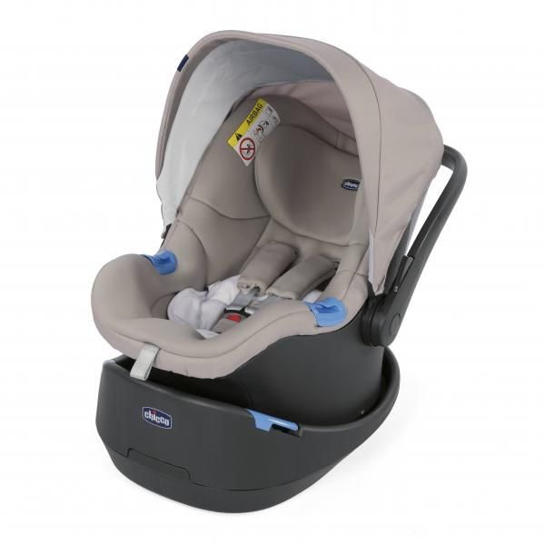 Chicco Cadeira Auto Oasys 0+ Up Beige