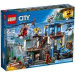 LEGO City - Mountain Police Headquarters - 60174