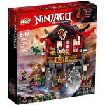 LEGO Ninjago Movie - Templo de Ressurreição - 70643