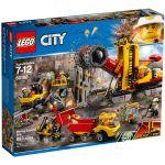 LEGO City - Área de Mineiros - 60188
