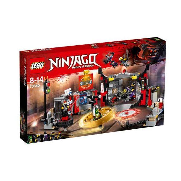 LEGO Ninjago - Quartel-General dos Filhos de Garmadon - 70640