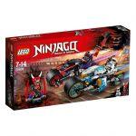 LEGO Ninjago - A Corrida de Rua de Serpente Jaguar - 70639