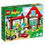 LEGO Duplo - Aventuras na Quinta - 10869