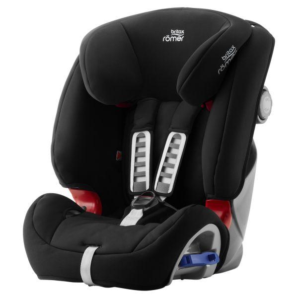Britax Römer Cadeira Auto Multi-Tech III 1-2 Cosmos Black