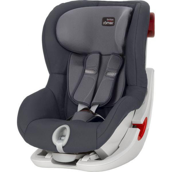 Britax Römer Cadeira Auto King II 1 Storm Grey