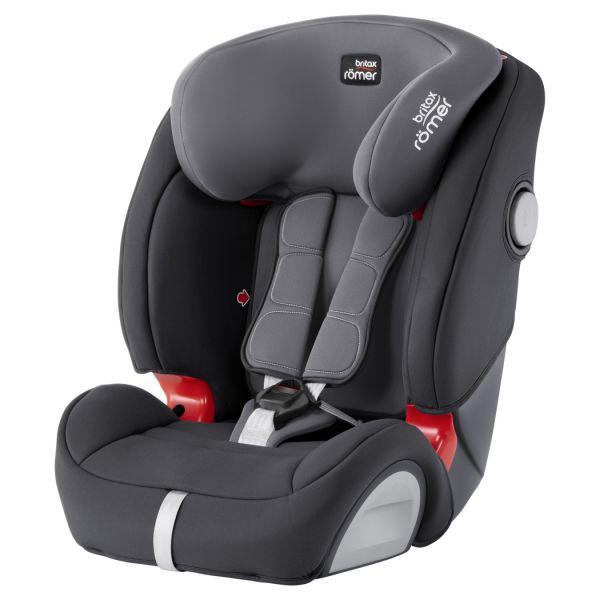 Britax Römer Cadeira Auto Evolva SL SICT Isofix 1-2-3 Storm Grey
