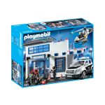 Playmobil City Action - Mega Set de Polícia - 9372
