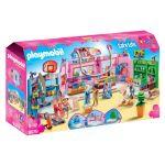 Playmobil City Life - Galeria Comercial com 3 Lojas - 9078