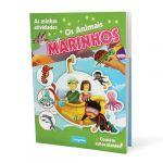 Europrice As minhas atividades - Os Animais Marinhos - ED5904-C