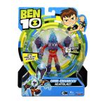 Playmates Ben 10 - Figura Omni-Enhanced Heatblast
