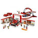 LEGO Speed Champions - Garagem Ferrari Ultimate - 75889