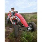 BERG Karts a pedais Extra Sport Red BFR-3