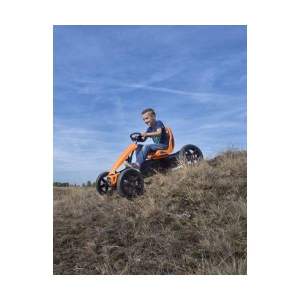 BERG Karts a pedais Rally Orange