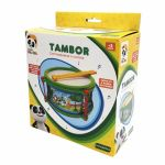 Panda Concentra Tambor - 110172