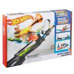 Mattel Hot Wheels - Pista Track Builder - Desafio Descolagem - FLK60