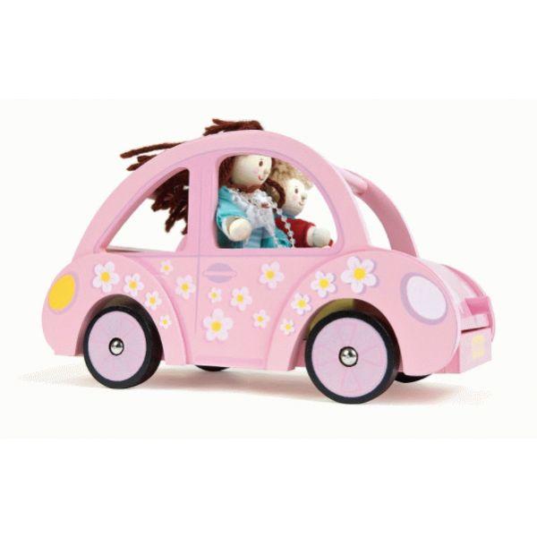 Le Toy Van Sophie 39 S Car Me041 Comparador De Pre Os