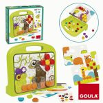 Goula Jogo Educativo Clic'Educ Animais 53441