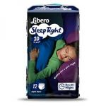 Libero Sleeptight Cueca Noturna T10 12 un.