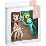 Sophie la Girafe Conjunto Girafa + Roca + Porta-Chaves 010324