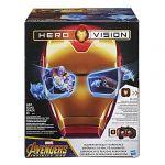 Hasbro Avenger Infinity Wars - Experiência de Realidade Aumentada Iron Man - E0849
