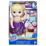 Hasbro Baby Alive - Aniversário Surpresa Loira - E0596