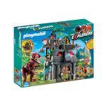 Playmobil The Explorers - Acampamento Base com T-Rex - 9429