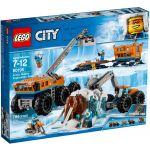 LEGO City - Base de Exploração Móvel do Ártico - 60195