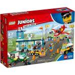 LEGO Juniors - Aeroporto Central da Cidade - 10764