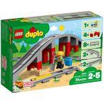 LEGO Duplo - Ponte e Carris para Comboio - 10872