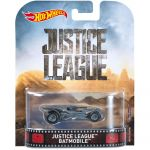 Mattel Hot Wheels - Justice League Batmobile - DMC55