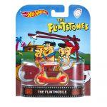 Mattel Hot Wheels - The Flintstones Flintmobile - DMC55