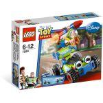 LEGO Toy Story - Woody/Buzz Missão Salvamento - 7590