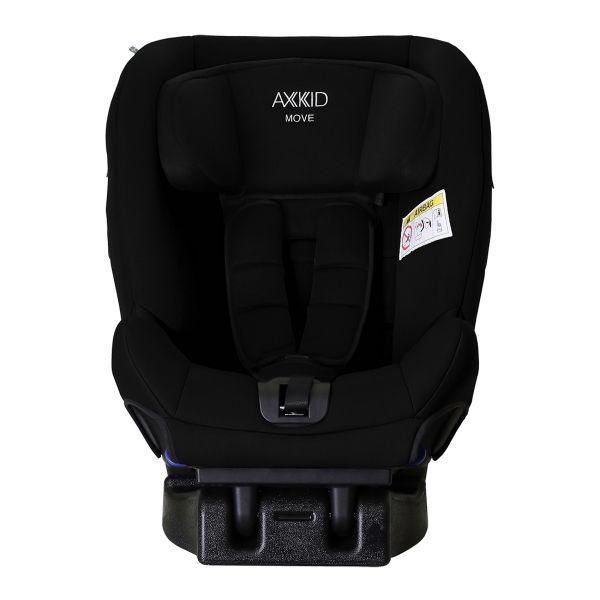 AxKid Cadeira Auto Move 1-2 Black