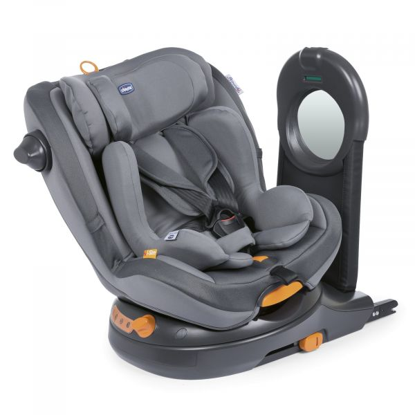 Chicco Cadeira Auto AroundU i-Size Isofix 0-1 Pearl