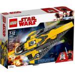 LEGO Star Wars - Anakin's Jedi Starfighter - 75214