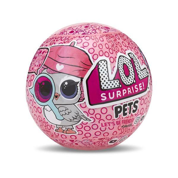 Giochi Preziosi LOL Surprise Serie 4 Pets KuantoKusta