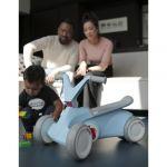 BERG Triciclo GO2 Blue