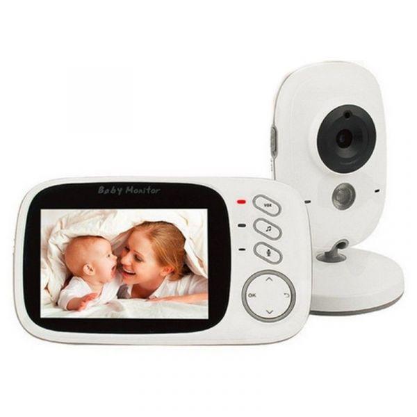 Intercomunicador Video Baby Monitor VB603