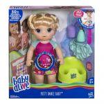 3c61f18922 Hasbro Baby Alive - Hora de Fazer Chichi Loira - E0609