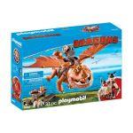 Playmobil DreamWorks Dragons Molenga e Perna de Peixe - 9460