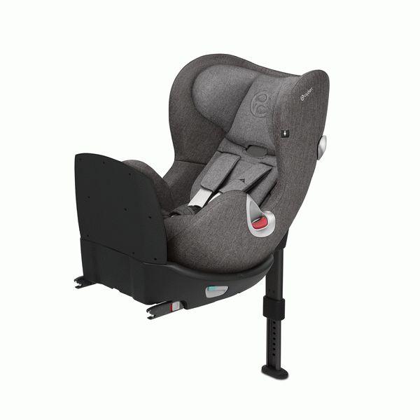 Cybex Cadeira Auto Sirona Q i-Size Plus Isofix 0-1 Manhattan Grey