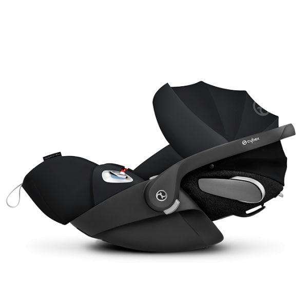 Cybex Cadeira Auto Cloud Z i-Size Isofix Stardust Black