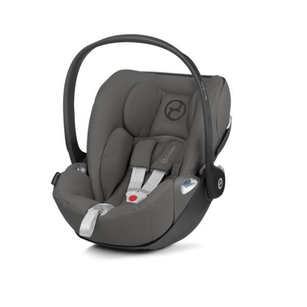 Cybex Cadeira Auto Cloud Z i-Size Isofix 0-1 Manhattan Grey