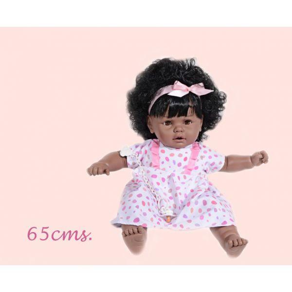Boneca Baby Alive Vestida para Passear Morena E2102