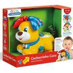 Clementoni Cãozinho Baby Cucu Falante - 67585